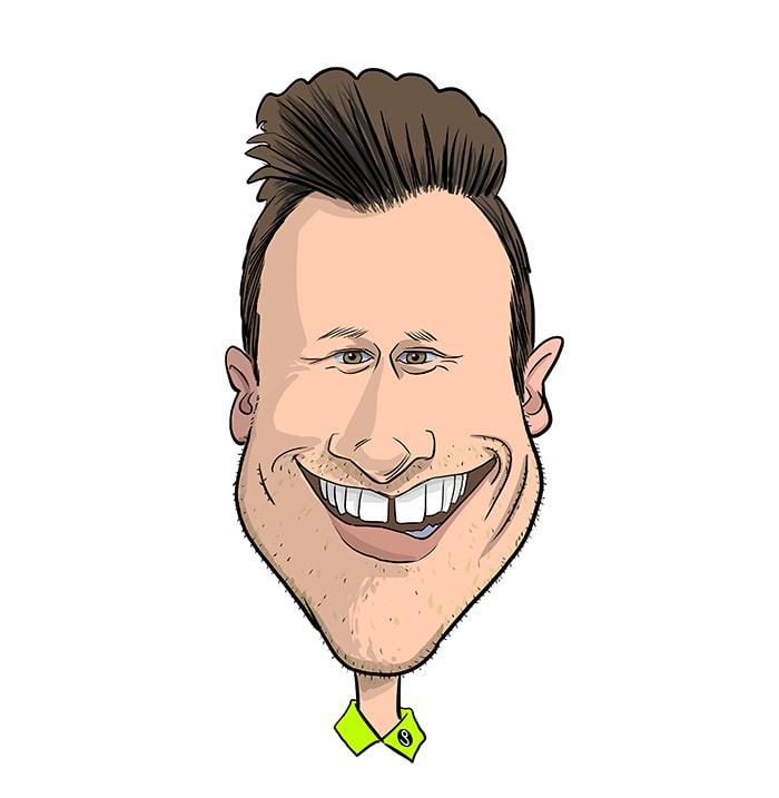 karikatur Kim