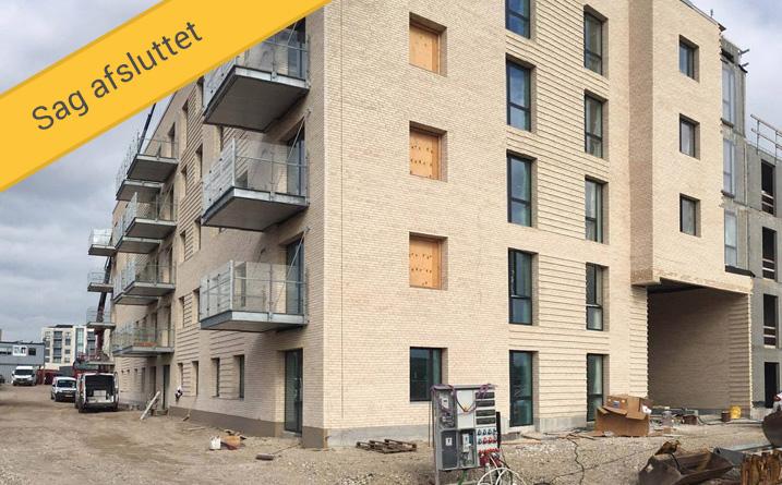 90 lejligheder i Roskilde