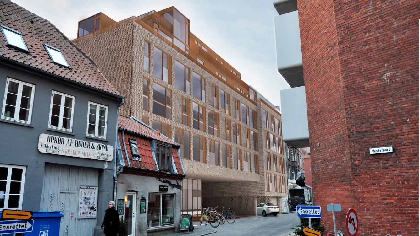 MT Højgaard Hovedbiblioteket